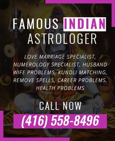 Astrologer Sri Sai Ji is the specialist to get your love back. Contact to consult your problem and get resolved by him in just one session.