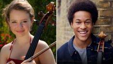 A tale of two cellists: Meet Laura van der Heijden and Sheku Kanneh-Mason