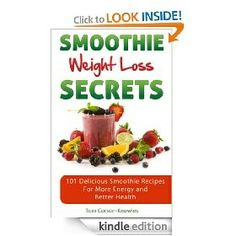 Smoothie wight loss secrets FREE eBOOK