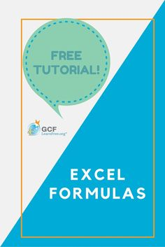 Whether you're using Excel, Google Sheets, or another spreadsheet program, it's important to know how to create formulas. This tutorial will show you the basics of creating formulas, and it will give you opportunities to practice with real-world scenarios.