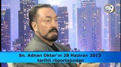 Adnan Oktar, 2013 yılında Gülen örgütü konusunda hükümeti uyarmıştı.