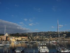 Scorcio di Santa Margherita Ligure e del suo porto, #liguria