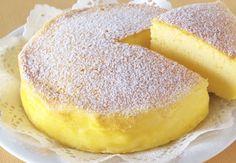 Worlds easiest cheesecake: •3 eggs  •120 g. white chocolate  •120 g. cream cheese