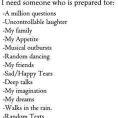 yep, that would be the perfect guy for me. :/