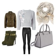 """""""Untitled #249"""" by pumpkin-hart ❤ liked on Polyvore featuring Jaeger, Philipp Plein, Helmut Lang, CHARLES & KEITH, MICHAEL Michael Kors and Sophie Darling"""