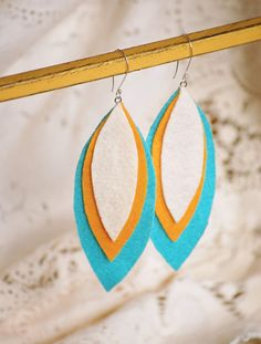 joy ever after :: details that make life loveable :: - Journal - layered earringdiy