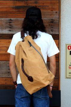 VASCO ヴァスコ CANVAS×LEATHER DUFFLE BAG CLASSIC ダッフルバッグクラシック