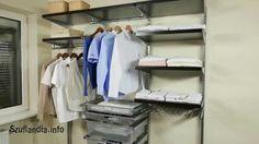 Montaż garderoby bez narzędzi