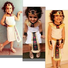 Egyptian princess costume handmade from household items pillow diy egyptian costume more solutioingenieria Choice Image