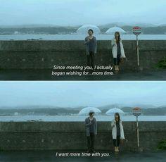 Tenshi no koi (2009) | 1001 Movie Quotes
