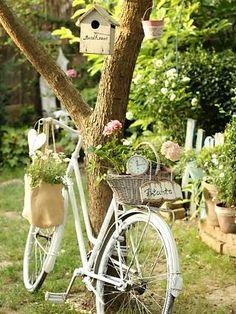 Zahrada ve stylu vintage – inspirace dávnými časy | Bydlení pro každého