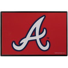 Atlanta Braves Game Day Wiper Flag