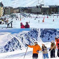 Cursos De Esquí Para Niños Solos Adultos Y Familias 2020 Ofertas Ski Esquí Casas Medios De Transporte