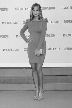 Natalia Sanchez, Peplum Dress, Dresses With Sleeves, Celebs, Long Sleeve, Spanish, Fashion, Door Prizes, Pictures