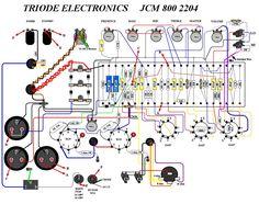 Marshall JCM800 2204a 50w Tube DIY Amp Kit VERSION 1