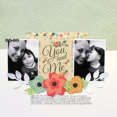 You+and+Me - Scrapbook.com