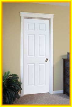 60 white interior door ideas #white #interior #door #ideas Please Click Link To Find More Reference,,, ENJOY!! Shaker Interior Doors, Frosted Glass Interior Doors, White Interior Doors, Interior Door Styles, Interior Doors For Sale, Craftsman Interior, Interior Paint, Craftsman Style, 6 Panel Doors