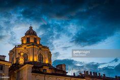 San Lorenzo Church in Piazza Castello, Turin | Torino, Italy | #stockphotos #gettyimages #print #travel