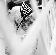 Rare Audrey Hepburn — Audrey Hepburn photographed by Cecil Beaton for My...