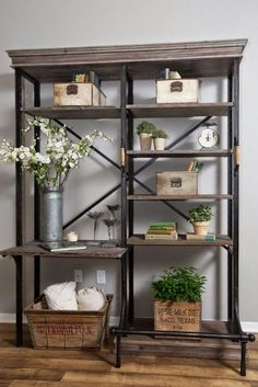 awesome 20 Charming Farmhouse Industrial Decorating Ideas