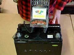 Battery Reconditioning -- All Steps in 1 by Walt Barrett Made in USA - YouTube