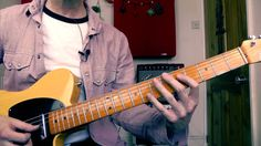 In this video I look at how you might build a country-style solo by developing a single lick through a chord progression. A really useful thing to try if you...