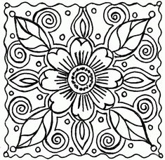 abstract coloring pages free online printable coloring pages, sheets for kids. Get the latest free abstract coloring pages images, favorite coloring pages to print online by ONLY COLORING PAGES. Abstract Coloring Pages, Spring Coloring Pages, Easy Coloring Pages, Flower Coloring Pages, Free Printable Coloring Pages, Coloring Pages For Kids, Kids Coloring, Simple Flower Drawing, Simple Flowers