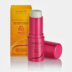 Sunscreen Stick SPF 50 de Kiko Make Up Milano