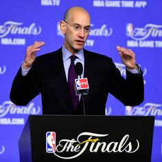 An open letter to NBA commissioner Adam Silver