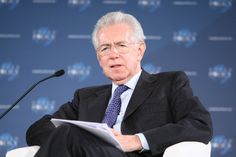 WPC 2012, Cannes - Mario Monti, Prime Minister of Italy