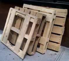 5 Things to Do… With Shipping Pallets