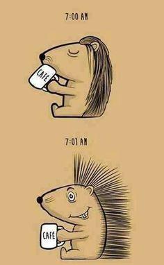 Si para ti el café es indispensable al iniciar el día, consulta cuántas tazas son recomendables para que no afecten tu salud: http://hazcheckup.com/alimentate-sano/el-cafe-beneficios-y-riesgos
