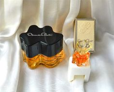 Group of 2 Vintage Oscar by Oscar de la Renta Perfume and by ODONA, $34.99