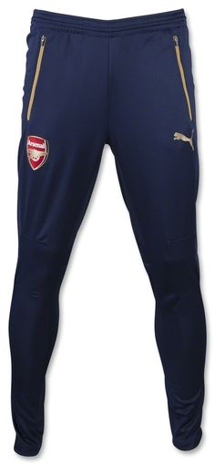Train like Cazorla and Giroud with these awesome Gunners pants!