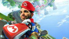 Never Stop Rapping Over Nintendo Soundtracks, Drake