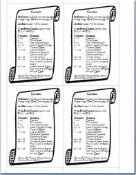 Bible book summary cards