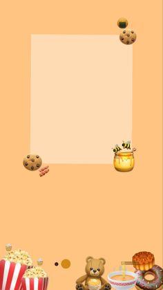 Emoji Wallpaper Iphone, Aesthetic Iphone Wallpaper, Creative Instagram Photo Ideas, Instagram Story Ideas, Cute Cartoon Wallpapers, Animes Wallpapers, Bubble Drawing, Happy Birthday Template, Happy Birthday Wallpaper