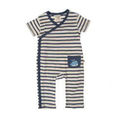 Frugi Baby Short Sleeve Kimono Romper - Bo Beep Boutique #frugi #kimono #baby #organic #fashion http://www.bopeepboutique.co.uk/collections/products/products/frugi-baby-short-sleeve-kimono-romper