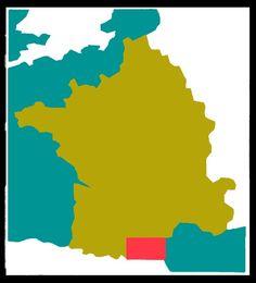 Feriehus i Claira - Sydfrankrig
