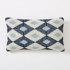 Dash Diamond Cushion Cover West elm
