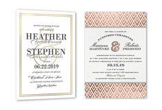 Wedding Invitation Wording Examples | 310 Best Wedding Invitation Examples Images In 2019