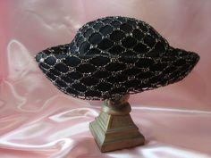 Vintage Ladies Hat by couturecafe on Etsy, $32.00