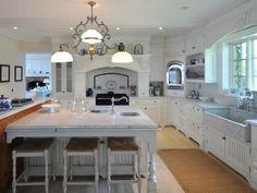 Kitchen: Katharine Hepburn's Former Connecticut Estate