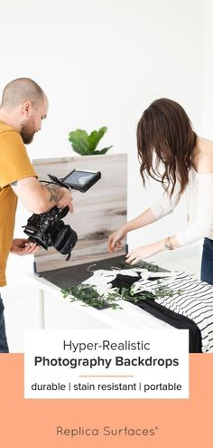 Replica Surfaces are the last photography backdrops you'll ever need. Each Surfaces is made of ultra-thin yet durable material. Stain-resistant, lightweight, and manufactured in the US. Flat Lay Photography, Photography Backdrops, Photography Backgrounds, Photography Ideas, Photo Fix, Photography Tips For Beginners, Portrait Poses, Scene Photo, Light Painting