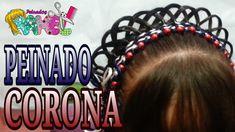 PEINADO INFANTIL/ CORONA TEJIDA- MI MÉTODO/ Peinados Rakel 7 Easy And Beautiful Hairstyles, Cool Hairstyles For Girls, Girl Hairstyles, African Braids Hairstyles, Braided Hairstyles, Hair Transformation, Youtube, Hair Styles, Amazing Hair