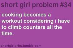 short girl problem #34