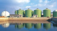 China's largest #biogas installation #anaerobic #digestion