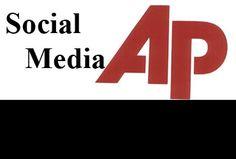 Na sequecia, fiquem com o manual de mídias sociais da agência de notícias Associated Press