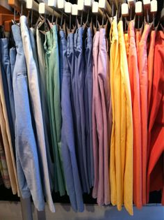 #Bonobos I love colored pants for every occasion