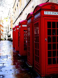 Telephone from London